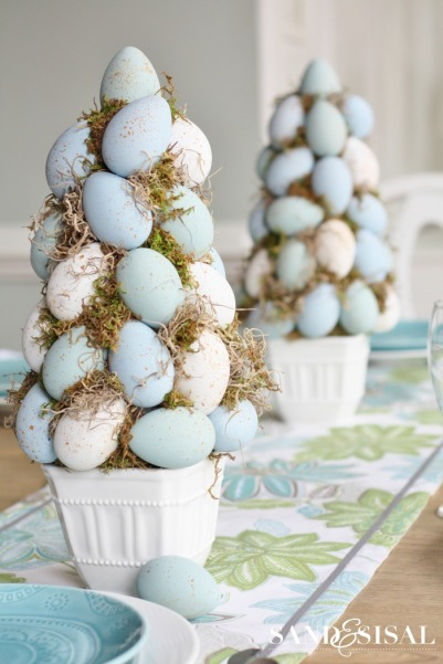 Chalk-Paint-Easter-Egg-Topiaries