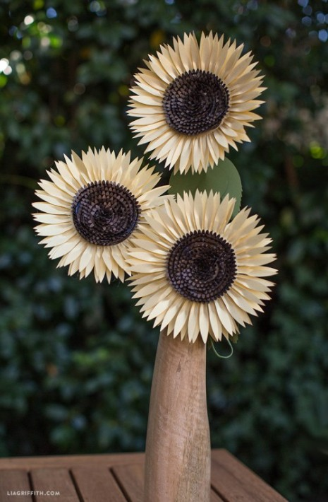 DIY_Paper_Sunflower(1)